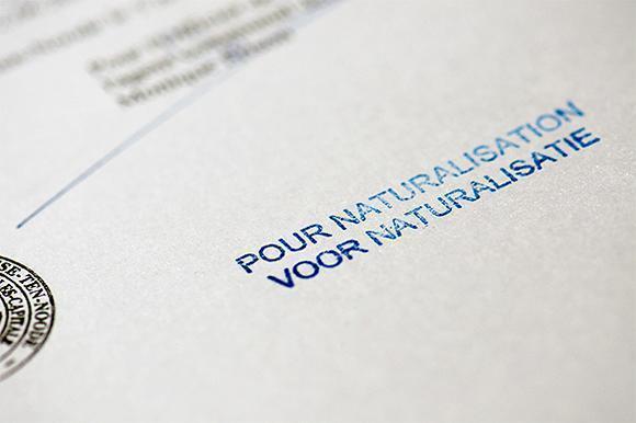Paperwork is a way of life in Belgium