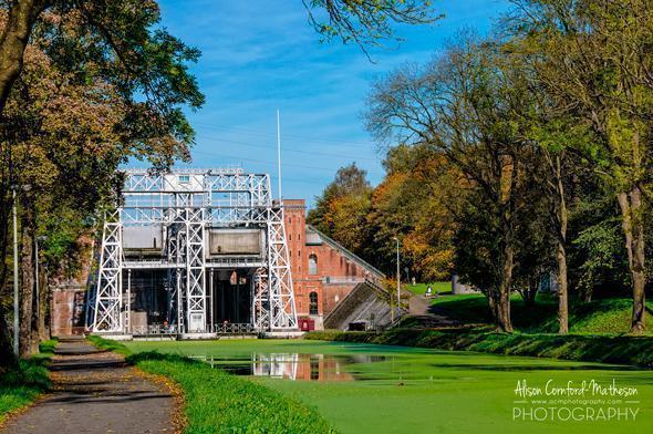 The Houdeng-Goegnies boat lift was the first of the four UNESCO listed lifts.