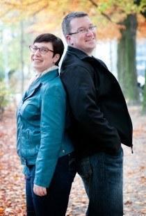 Alison & Andrew - CheeseWeb