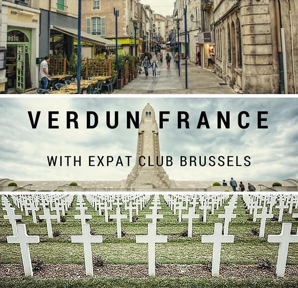 Visiting Verdun, France, with Expat Club