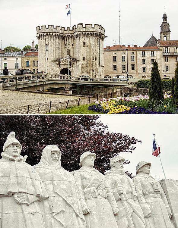 The town of Verdun, France has more to offer than just memorial sites.