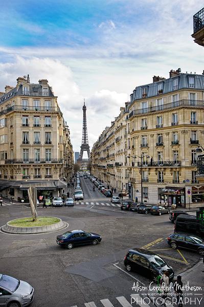 A Radisson Blu with a view in Paris.