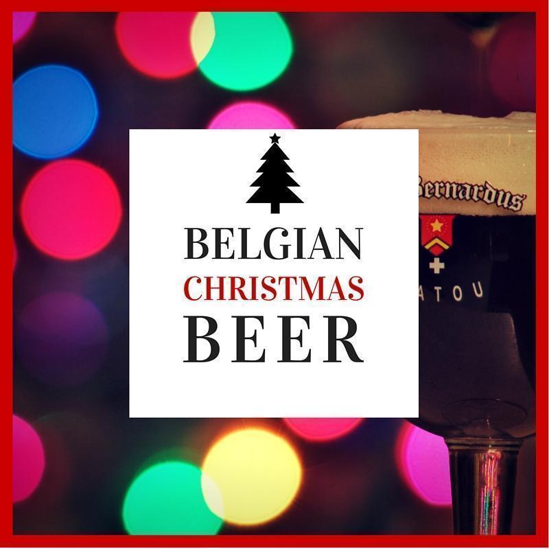 Belgian Christmas Beer