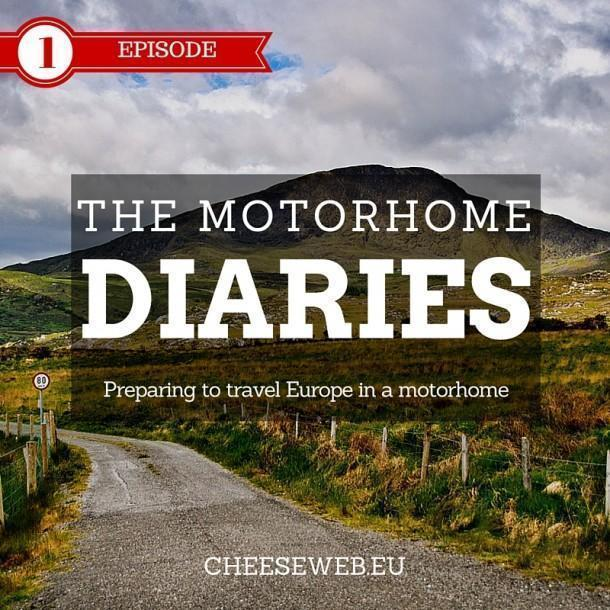 Introducing the Motorhome Diaries