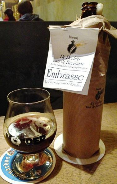 Not so hard to pronounce - Embrasse