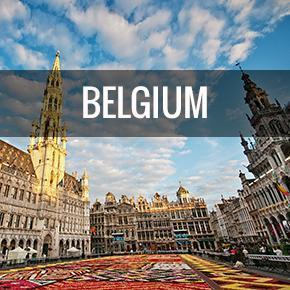 Belgium Slow Travel