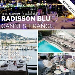 Reviewed: The Radisson Blu 1835 Hotel & Thalasso, Cannes, France