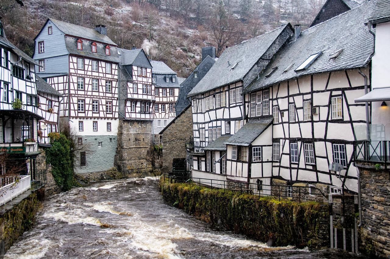 Monchau, North Rhine-Westphalia, Germany