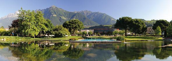 Imagine relaxing in this stunning setting in South Tyrol