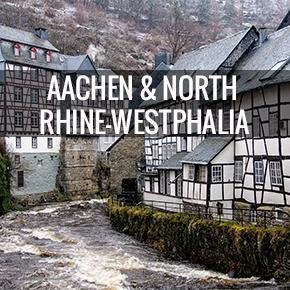 Aachen & North Rhine-Westphalia, Germany