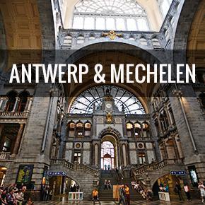 Antwerp & Mechelen, Belgium