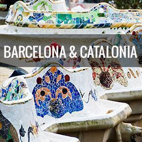 Barcelona & Catalonia, Spain