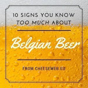 Do you know too much about Belgian beer?