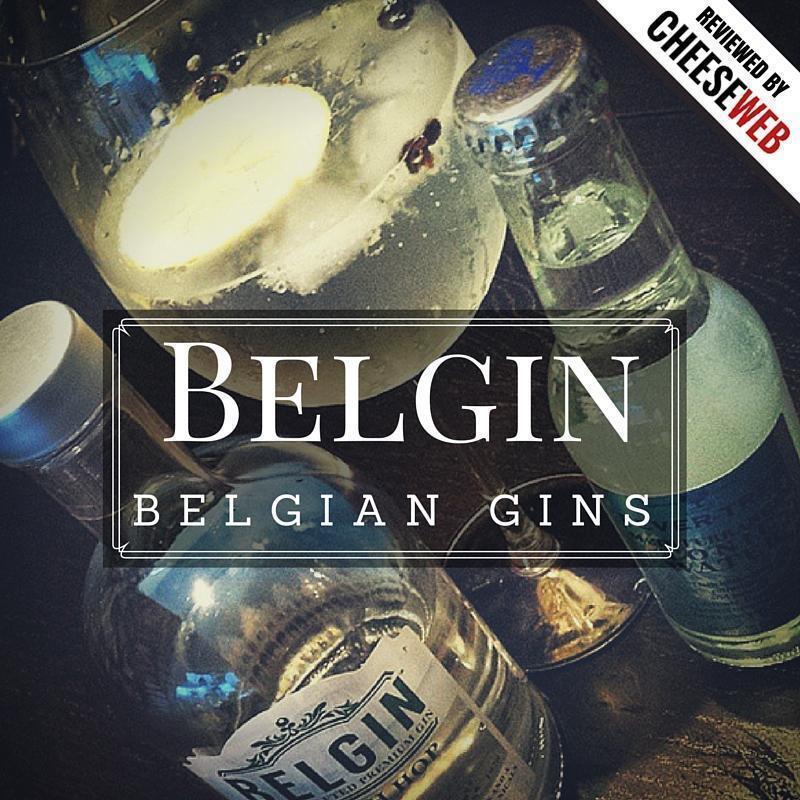 Belgin - Belgian Gins
