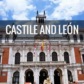 Castile & León, Spain