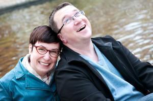 Andrew & Alison