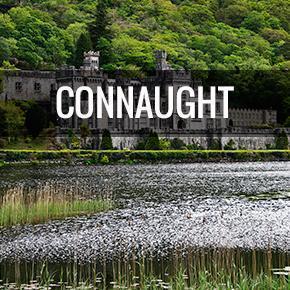 Connaught, Ireland