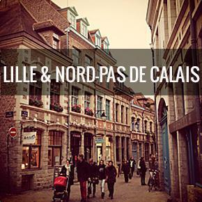 Lille & Nord-Pas-de-Calais, France