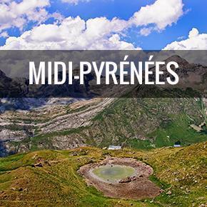 Midi-Pyrenees, France