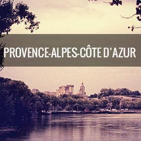 Provence-Alpes-Cote d'Azur, France