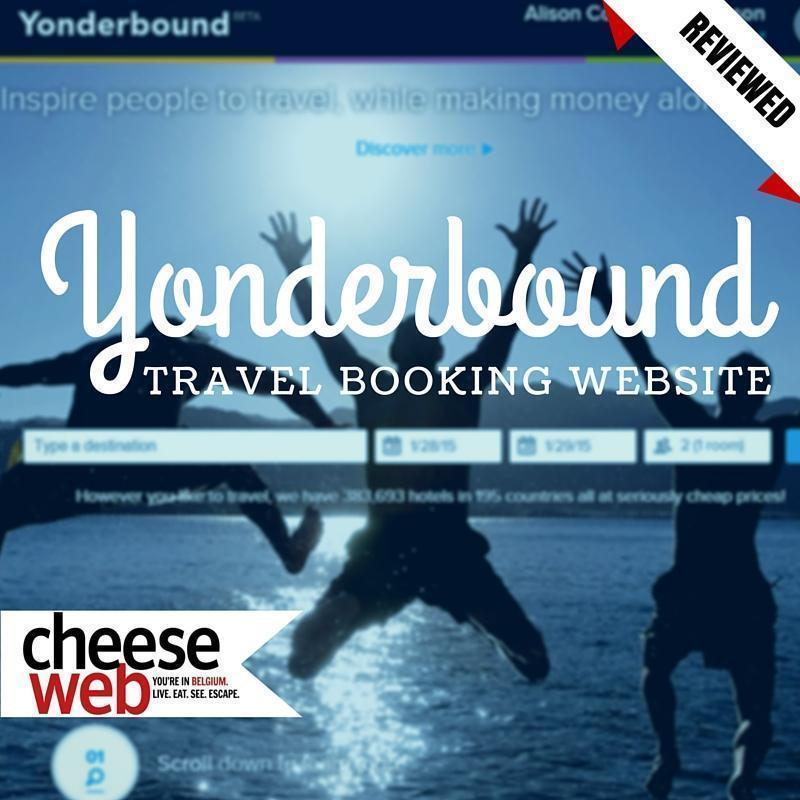 Yonderbound Hotel Booking Webisite Review