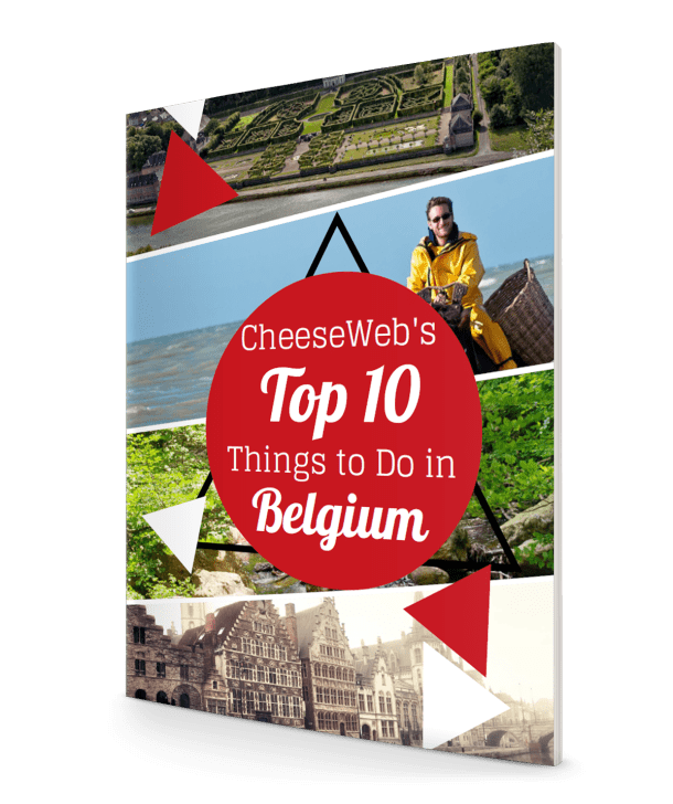 CheeseWeb's Top 10 Things to Do in Belgium