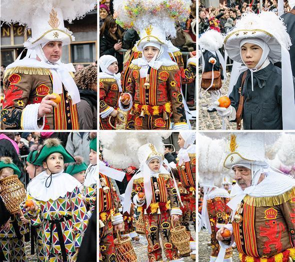 The Carnival of Binche