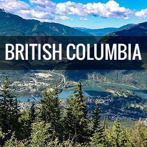 British Columbia Slow Travel