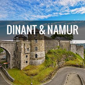 Dinant & Namur, Belgium