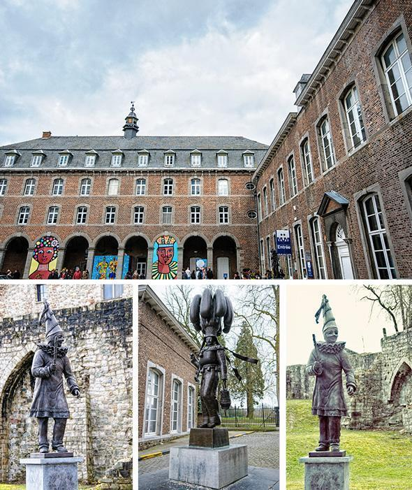 Binche's Museum of International Masks and Carnivals