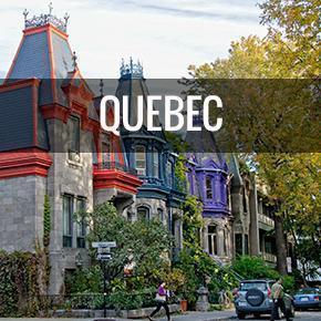 Quebec Slow Travel