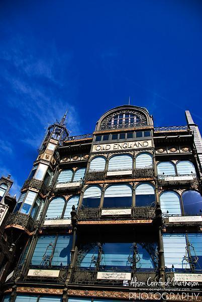 Brussels' iconic Musical Instrument Museum