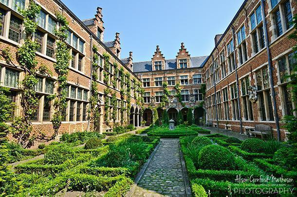 Plantin-Moretus House in Antwerp is a fascinating museum to visit