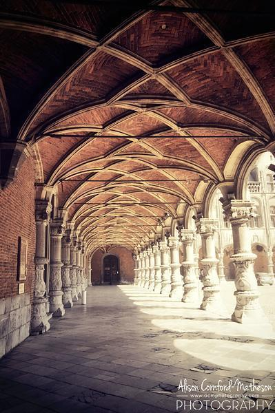 Liege's Palace of the Princes is still waiting for UNESCO approval.