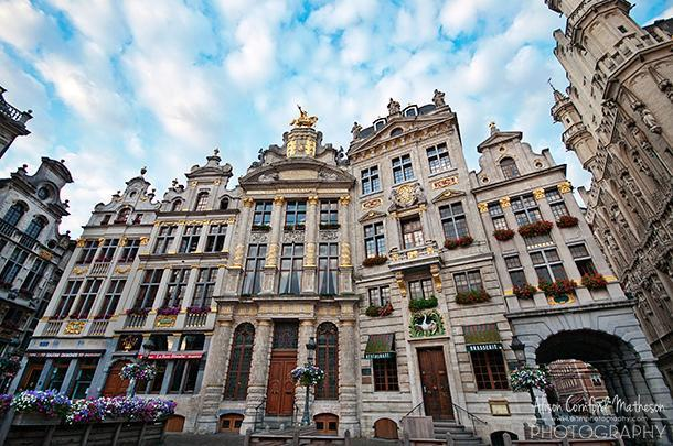 Brussels' Grand Place looks spectacular any time of year