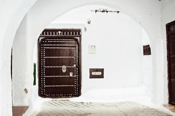 One of my favourite doors of the Tetouan Medina
