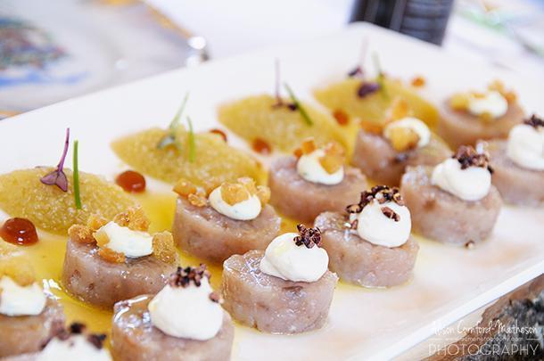 Mackerel Tartar at Vrienden van de Smaak