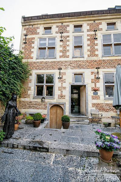 The Beguinage Museum in Tongeren offers a look at life inside the beguinage