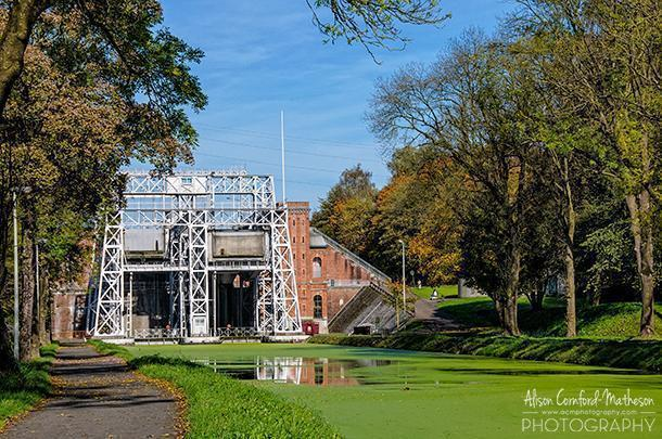 Wallonia's historic boat lifts offer great walking opportunities.