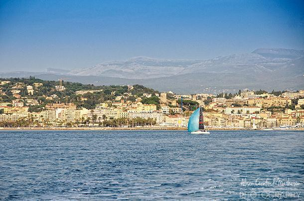 We couldn't have asked for better weather to cruise the Mediterranean