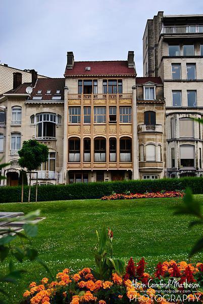 Horta's Hôtel van Eetvelde in Ambiorix