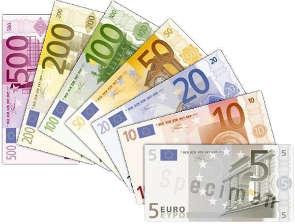 Show Me the Euros!