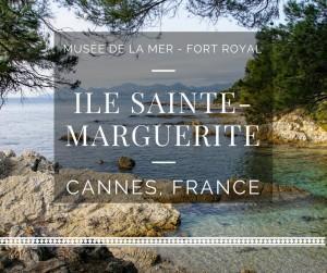 Ile Sainte-Marguerite, Cannes, France