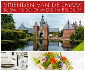 Vrienden Van de Smaak - Slow Food dinners in Belgium