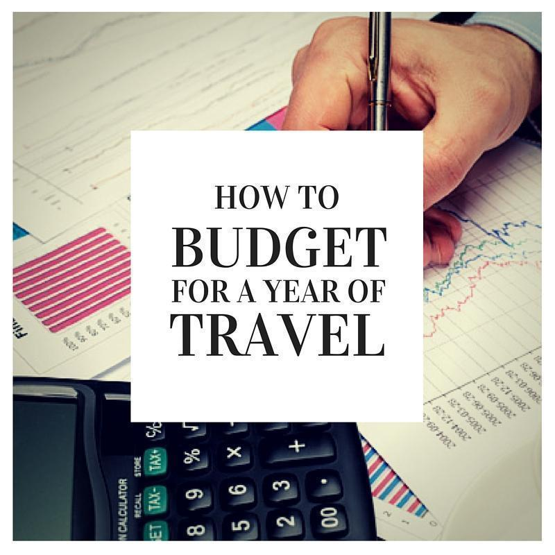 How to budget for a year of travel in Europe
