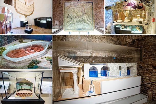 Ile Sainte-Marguerite's Roman history is fascinating