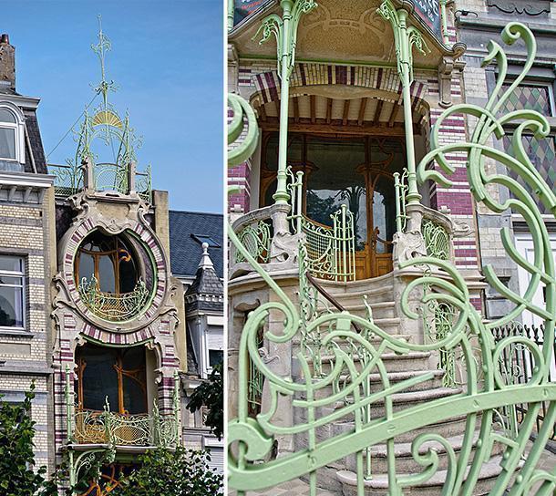 Skinny, swirling, Maison Saint-Cyr