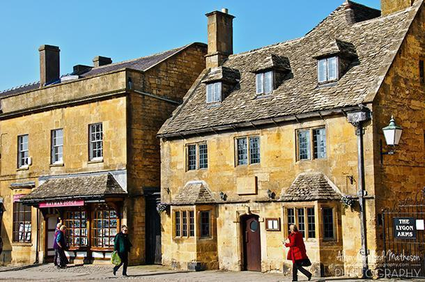 The timeless Cotswolds in England