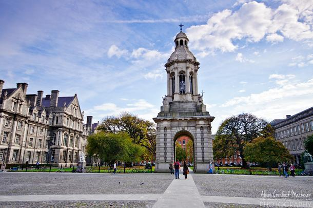 Charming and friendly Dublin is the perfect long-weekend escape from Belgium