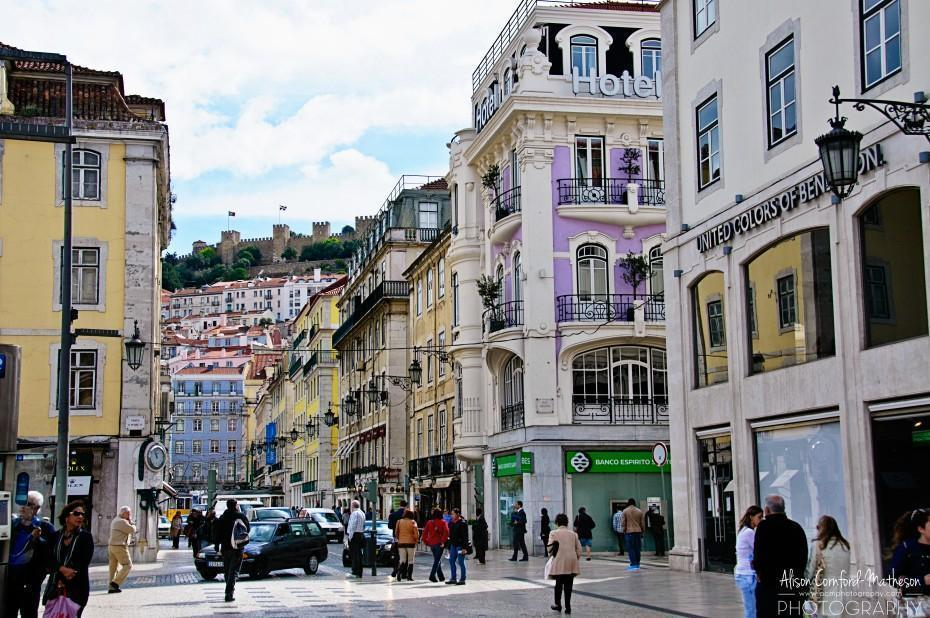 Colourful Lisbon has style and plenty to offer visitors